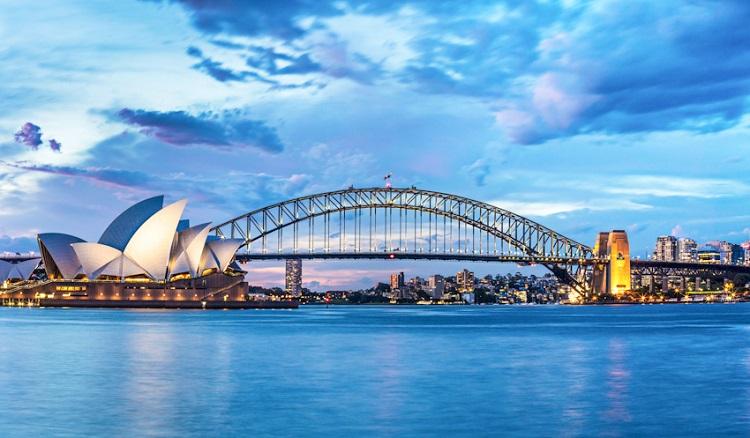 Hình ảnh về thành phố Sydney